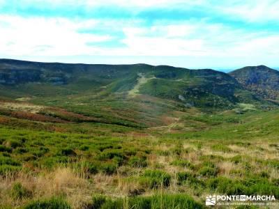 Ancares lucenses; viaje Puente noviembre; rutas de senderismo madrid club de montaña